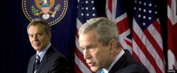TONY BLAIR IRAQ WAR