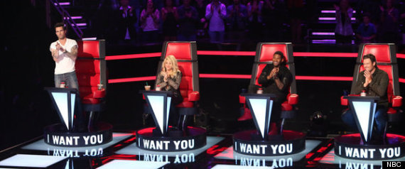 THE VOICE EXTENDED EPISODES