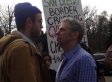 James Olmsted, Oregon Adjunct Professor, Booted From Teaching After Clash With Student Protesters (VIDEO)