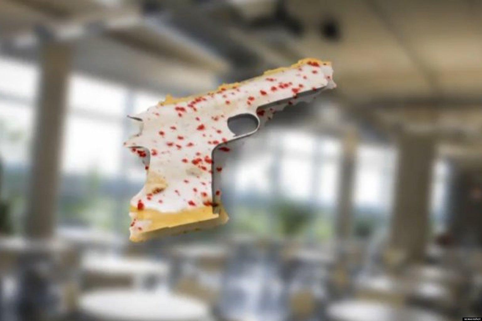 School Officials Stand Firm On Pop-Tart Gun Suspension