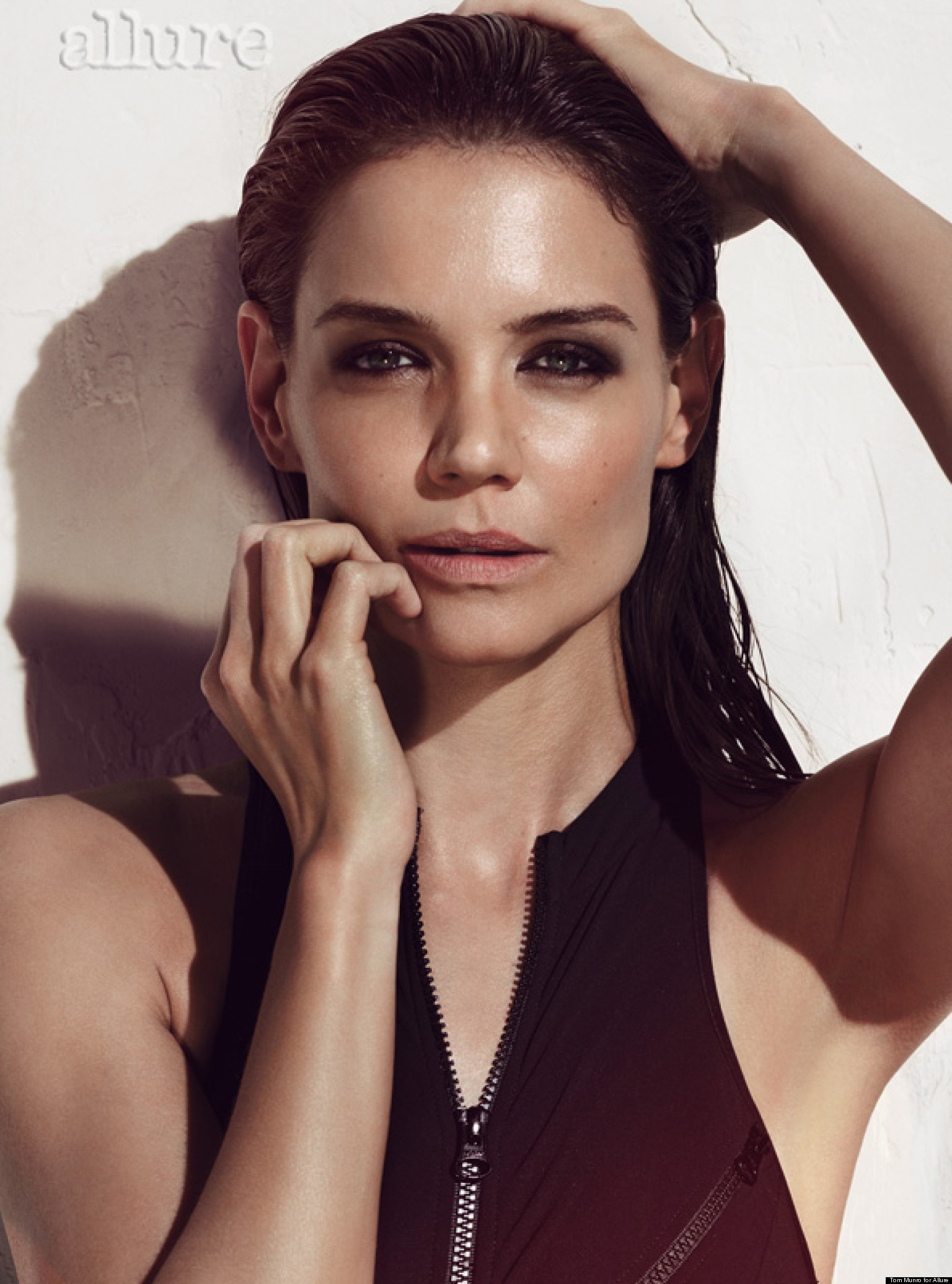 Katie Holmes Hot On Allure Cover, Talks Having More Kids ... Katie Holmes Attorney