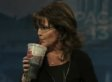 Jimmy Kimmel Mocks Sarah Palin's Big Gulp Soda At CPAC (VIDEO)
