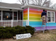 Westboro Equality House: Aaron Jackson Paints Rainbow Home Across From Anti-Gay Church