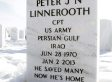 Capt. Peter Linnerooth, Iraq War Veteran Who Counseled Vets, Commits Suicide