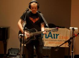 Tin Horn Prayer's Andy Thomas Talks New Solo Album, Novel