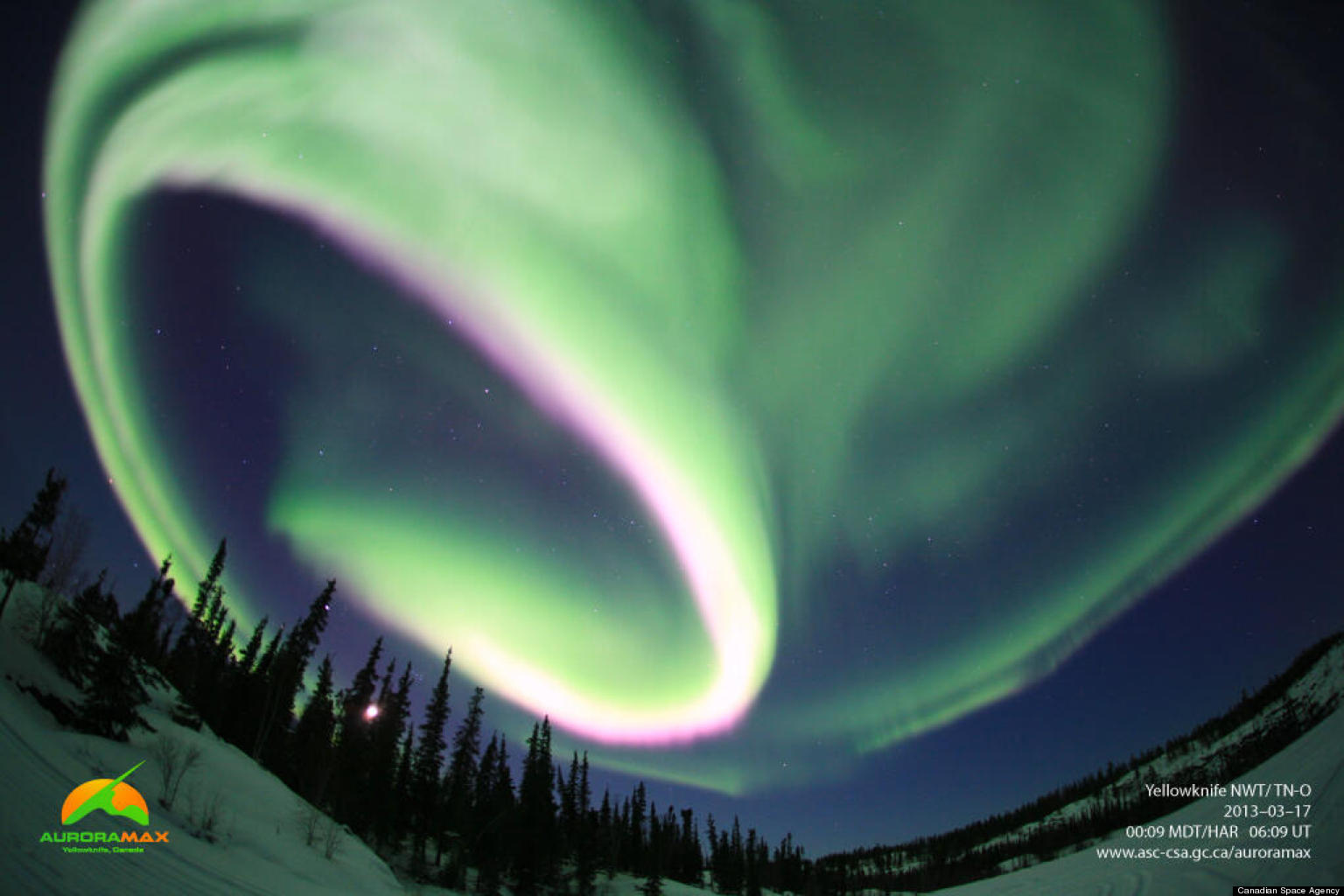 LOOK: Amazing Aurora Photos