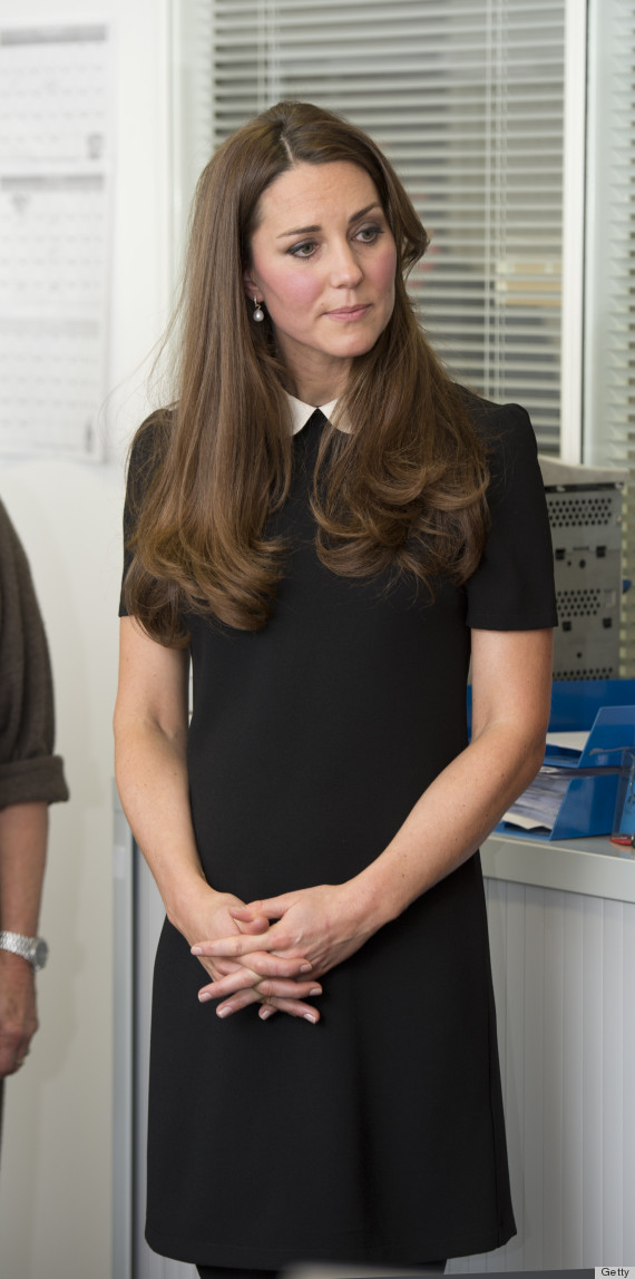 Kate Middleton's Topshop Dress Looks A Lot Like Pippa's ...