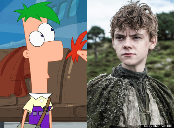 game of thrones phineas and ferb