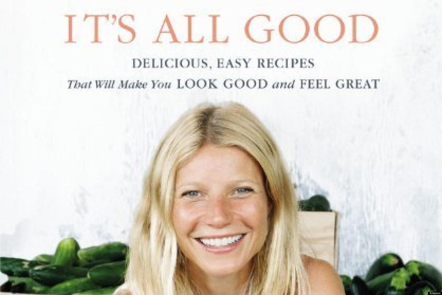 Gwyneth Paltrow's New ... Gwyneth Paltrow Book
