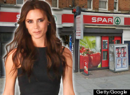 Why Has Victoria Beckham Bought A Spar Store?