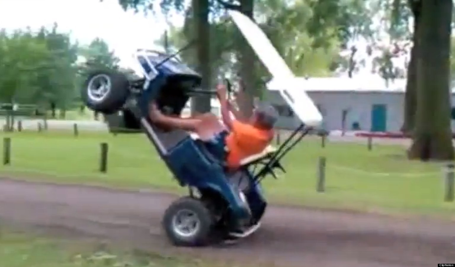 Golf Fail Compilation Proves It Really Is A Contact Sport