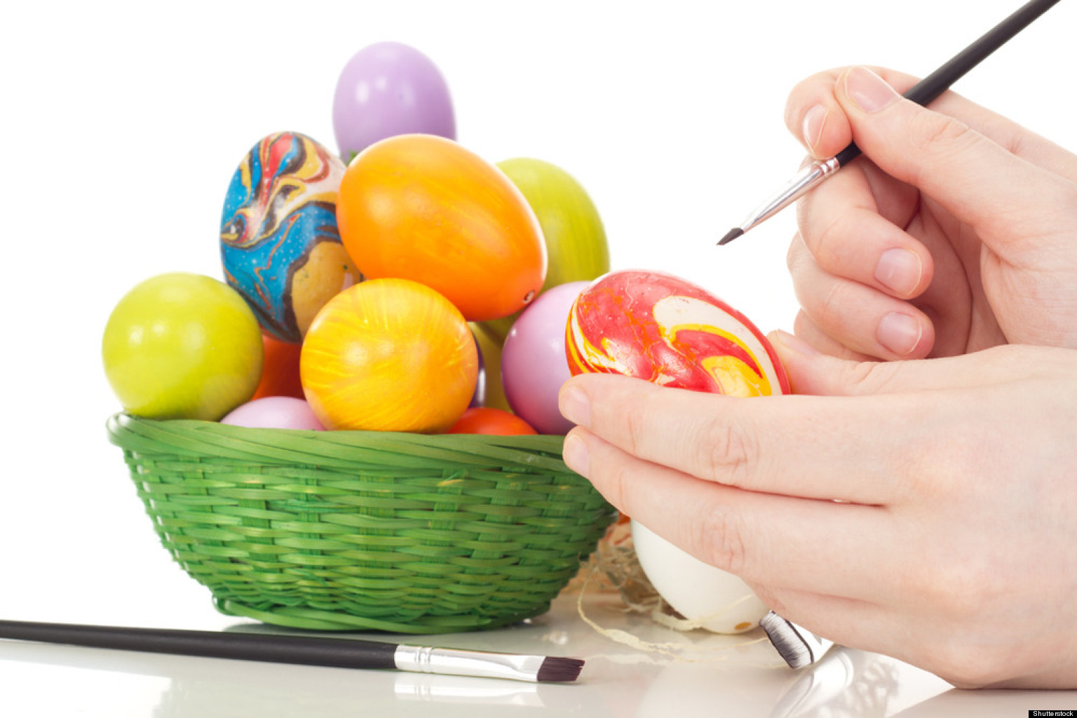 Easter Egg Decorating Ideas, Crafts For Kids (VIDEO, PHOTOS)
