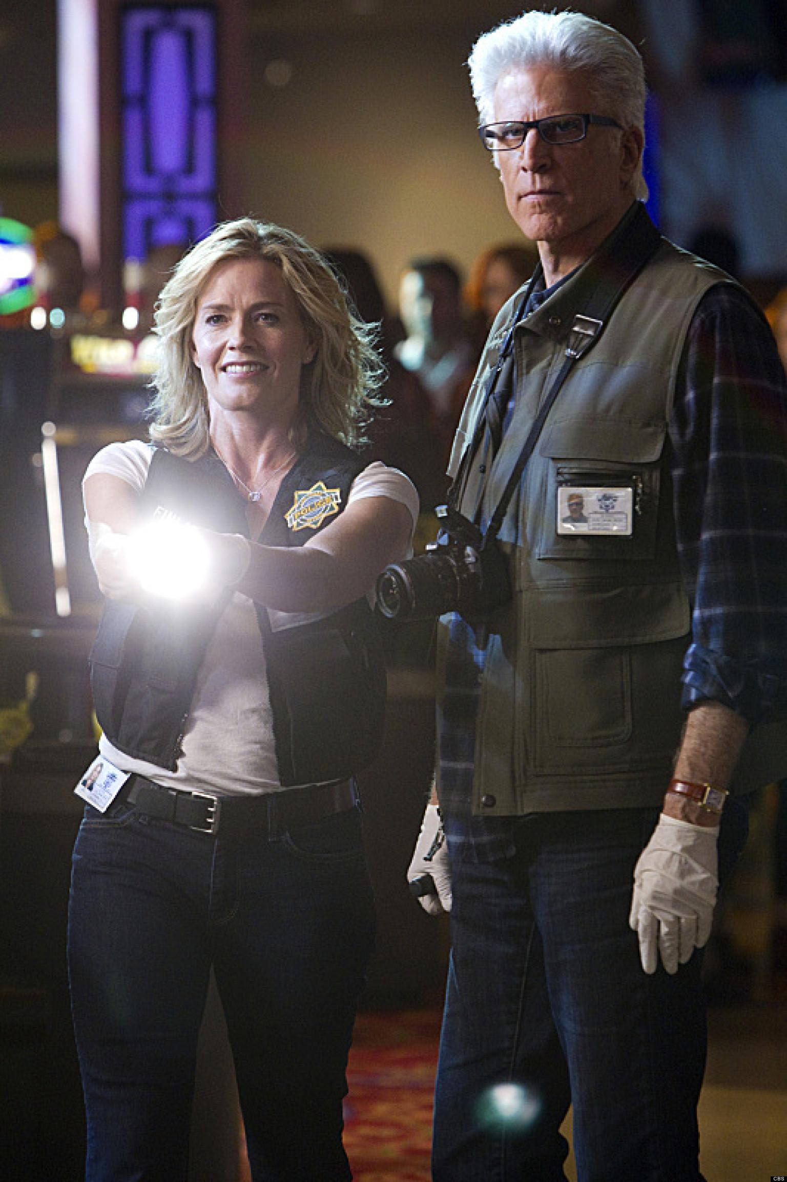 'CSI' Renewed For Season 14 On CBS