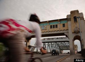 vancouver bike lane