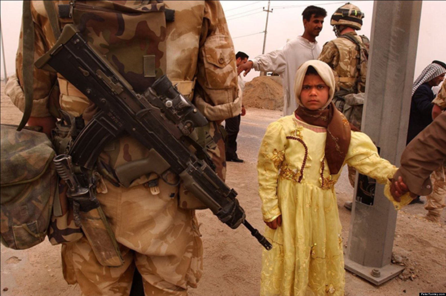 essay about war in iraq