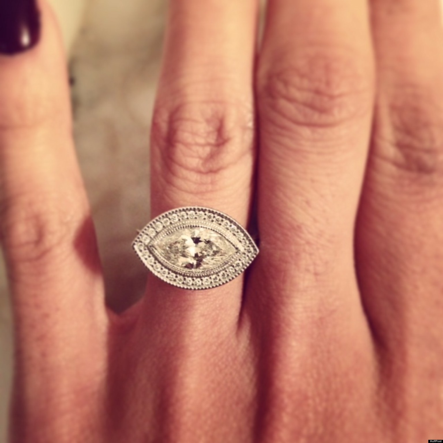 Engagement Ring Photos: A Stepbystep Guide To Shooting Your Bling   Huffpost