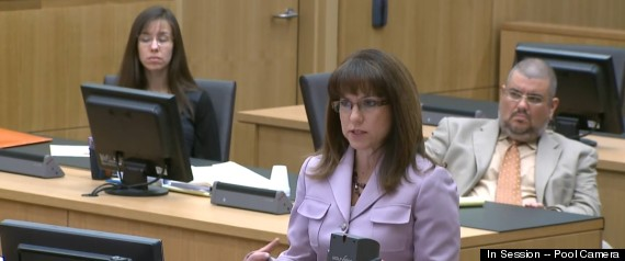 jodi arias defense team in court wednesday the arias trial was delayed ...
