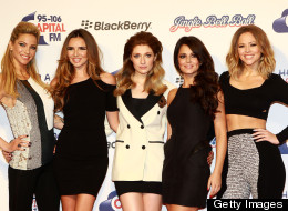 Whole Lotta History: Girls Aloud Split As Tour Ends