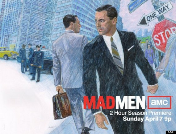 mad men poster sexta temporada
