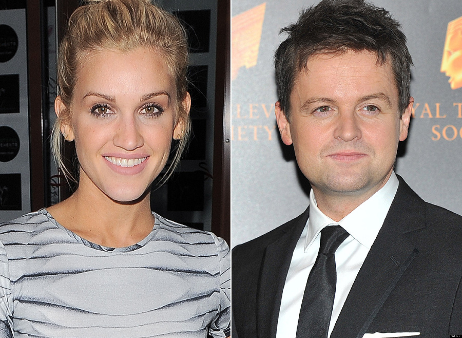 is declan and ashley dating Declan donnelly is a tv after dating for three and let's not forget all the star guests including fearne cotton, dermot o'leary, ashley roberts.