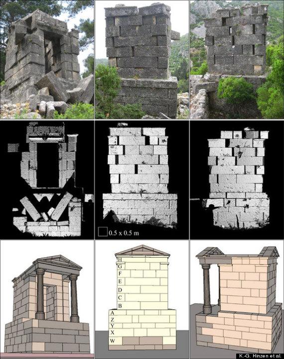 roman earthquakes