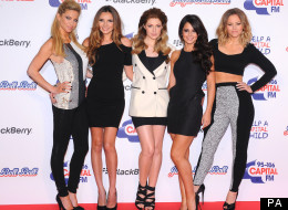 Girls Aloud Alone - Which One Will Shine The Brightest?