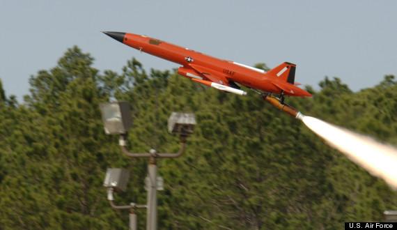 air force drone florida keys
