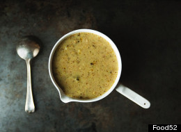 The Best Broccoli and Cheese Soup