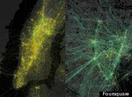 WATCH: Mesmerizing Visualizations Show What City People Do All Day