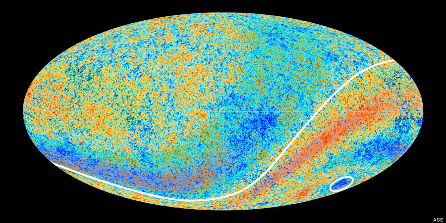 univers asymetrique