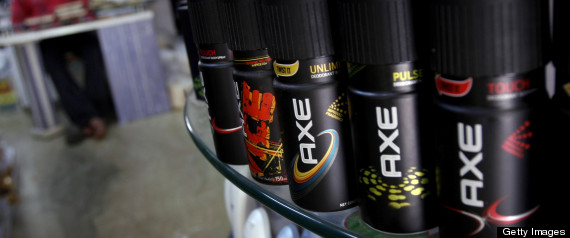 Axe Deoderant Allergy