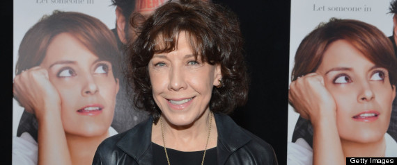 LILY TOMLIN ADMISSION