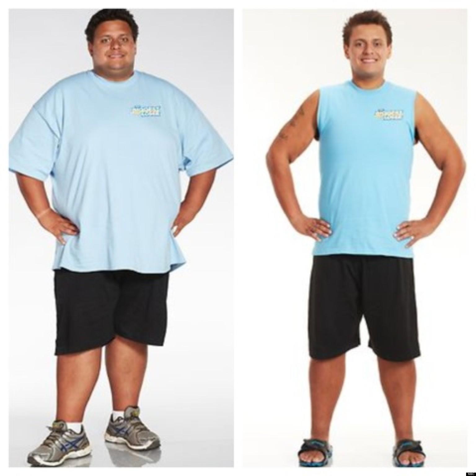 Biggest Loser Runner-Up Jeff Lost 181 Pounds
