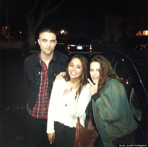 kristen stewart robert pattinson photo