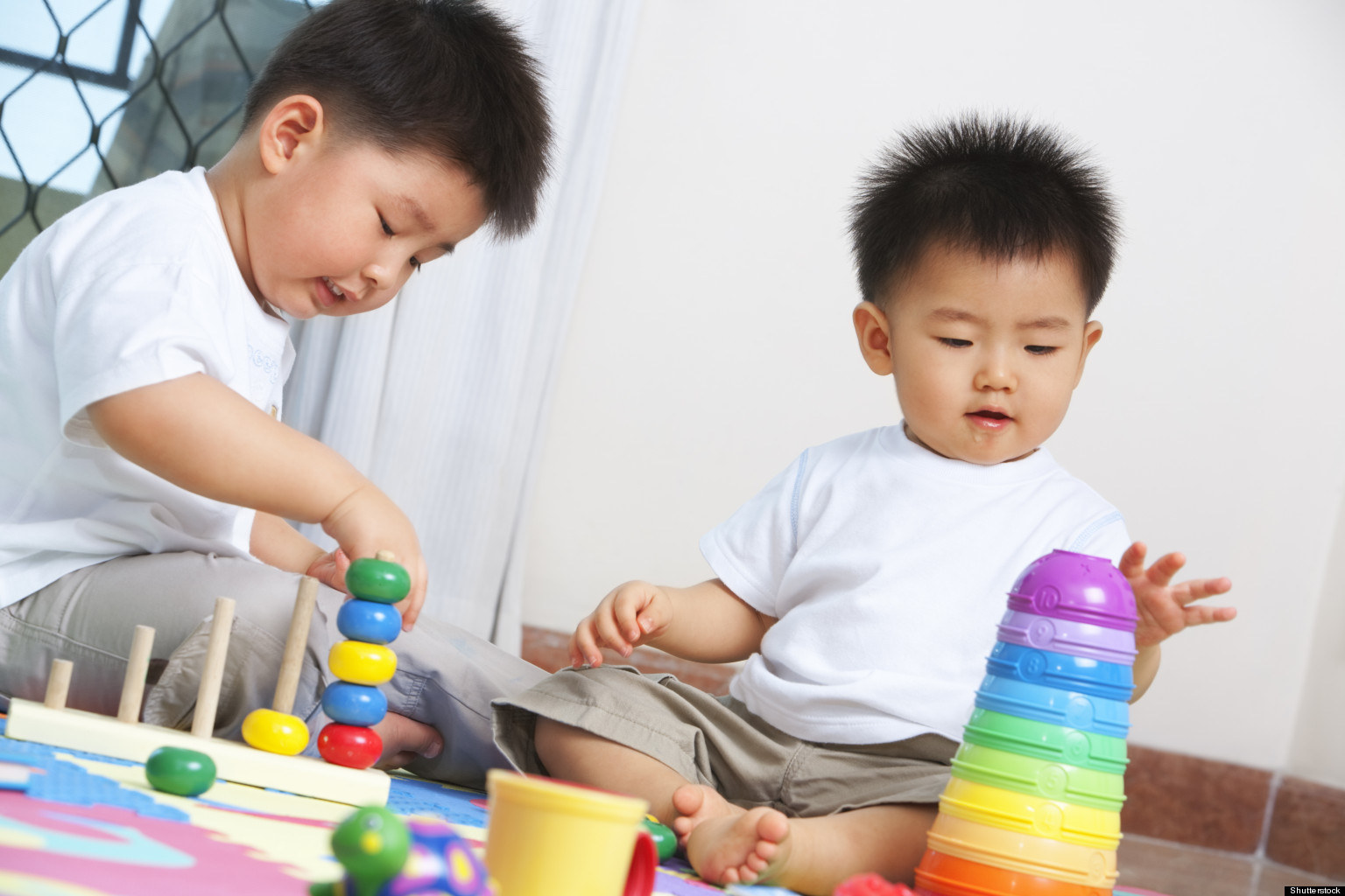 Kids And Sharing: 3-Year-Olds Know They Should, But Don't ...
