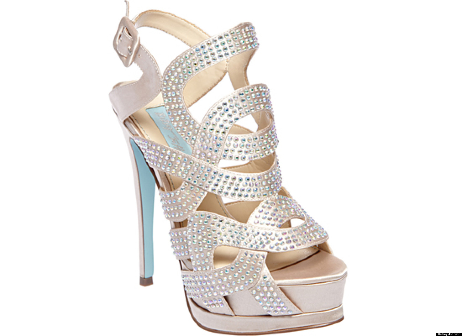Betsey Johnson's Bridal Shoe Collection To Debut On Zappos.com (PHOTOS