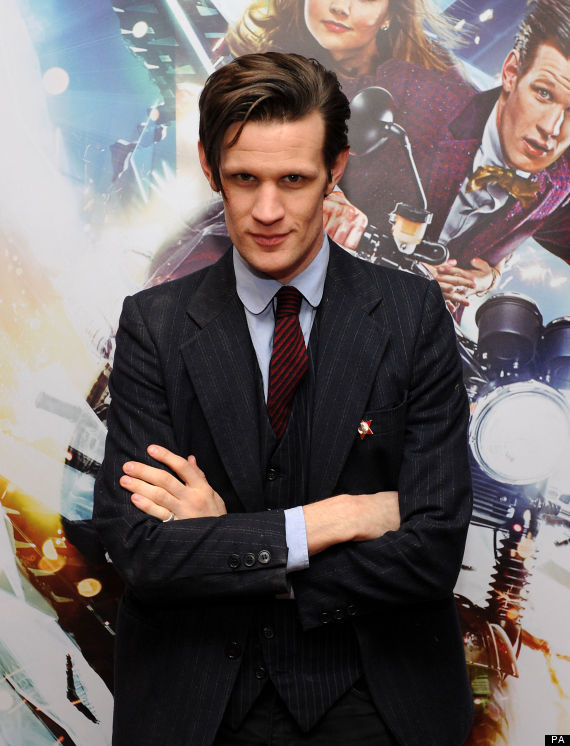 Is Matt Smith Saying Bye To Doctor Who? photo 1