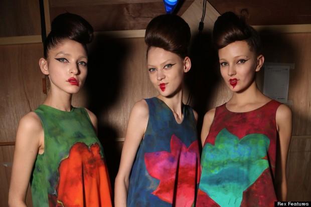 Tokyo Fashion Week: Hiroko Koshino AW 13