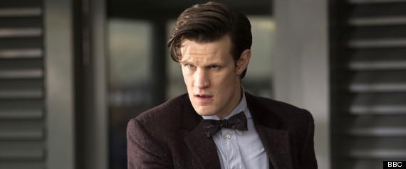DOCTOR WHO MATT SMITH LEAVING