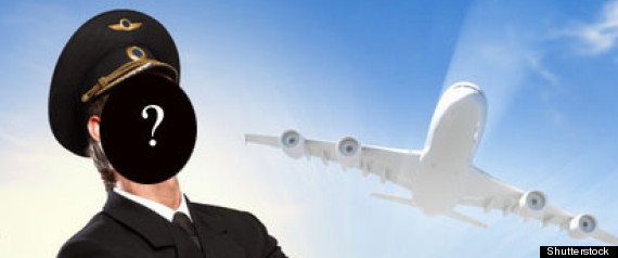 MAN IMPERSONATE PILOT