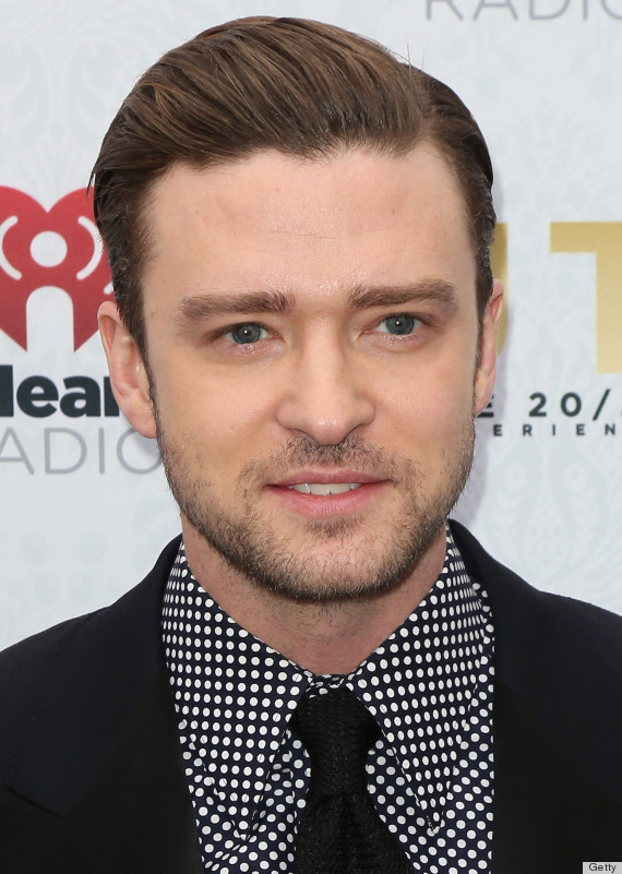 Justin timberlakes hair flatter than suit and tie photo justin timberlake hair urmus Choice Image
