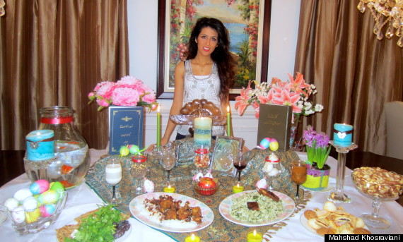 Happy Nowruz How We Celebrate The Persian New Year HuffPost