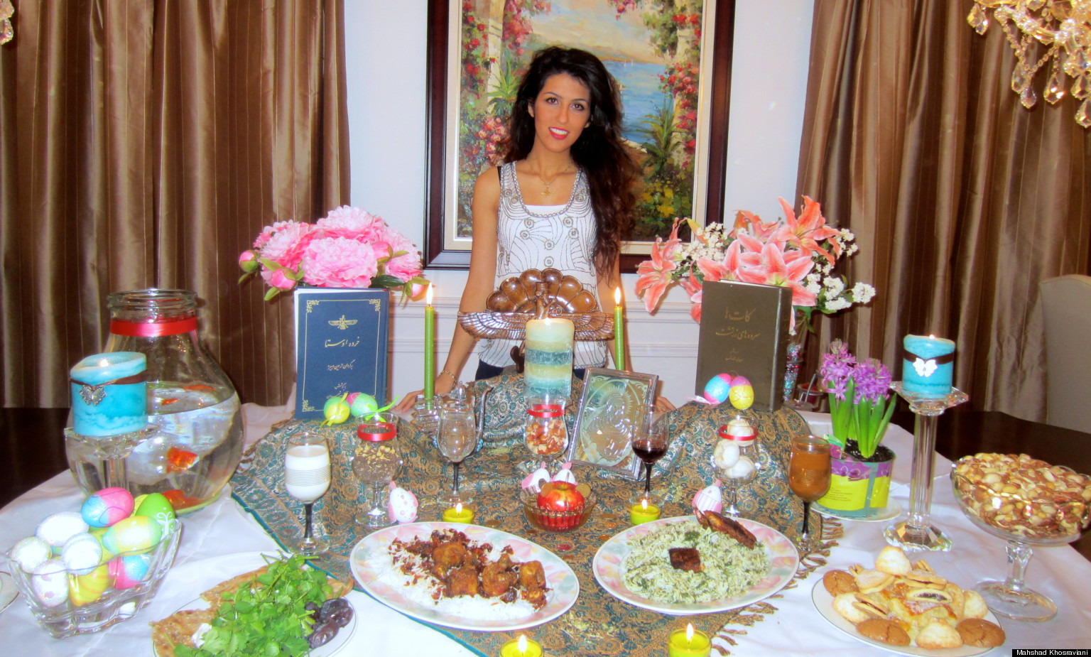 norooz persian new year The united nations' (un) international day of nowruz celebrates the start of the persian spring festival march 21 ever year it occurs on or around the time of the.