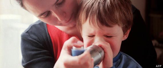 Asthme Enfant