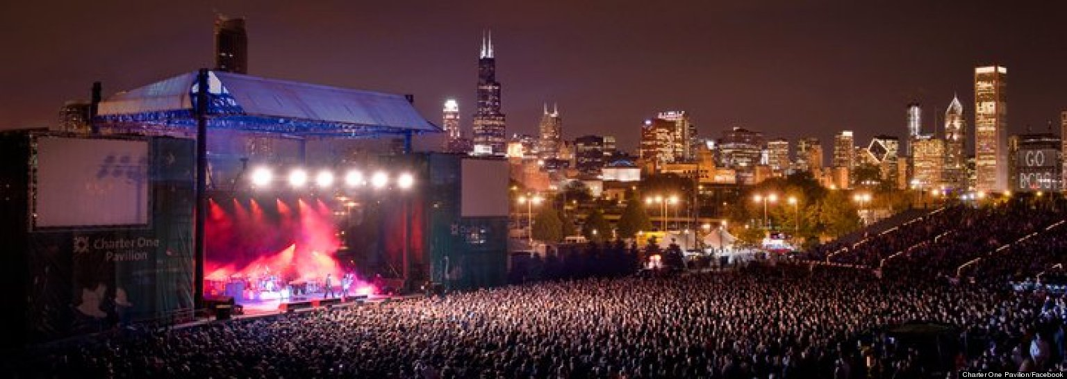 northerly island pavilion expansion oked  phish  jimmy