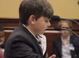 Matthew Lannon, Rhode Island Sixth Grader, Gives Gay Marriage Speech At Hearing