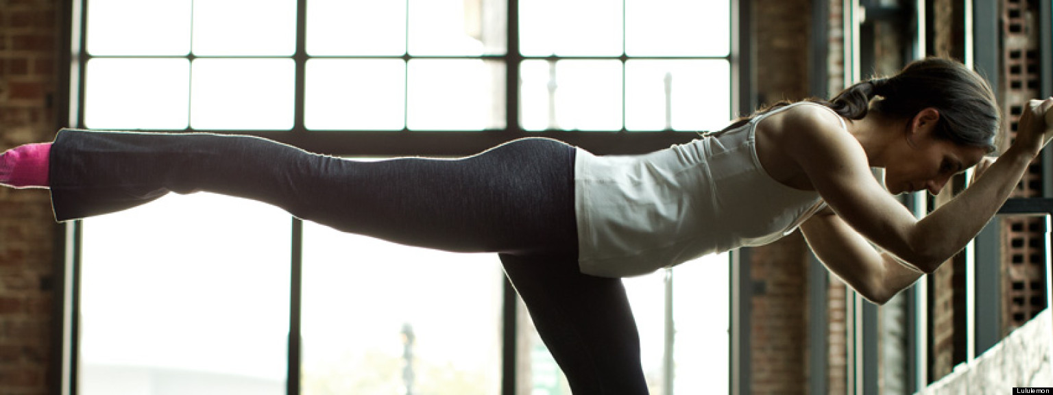 Lululemon: We Didn't Intend To Sell See-Through Pants