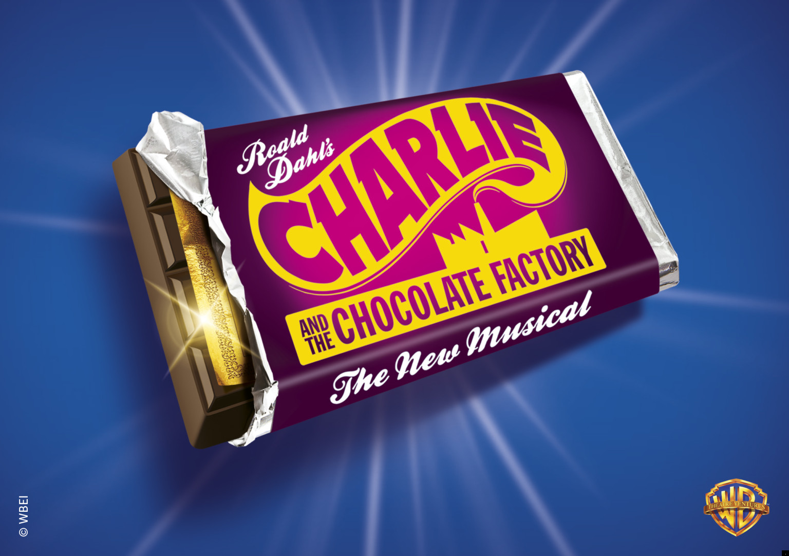 Charlie And The Chocolate Factory Book Poster
