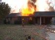 Woman Burns Down Home Setting Snake On Fire