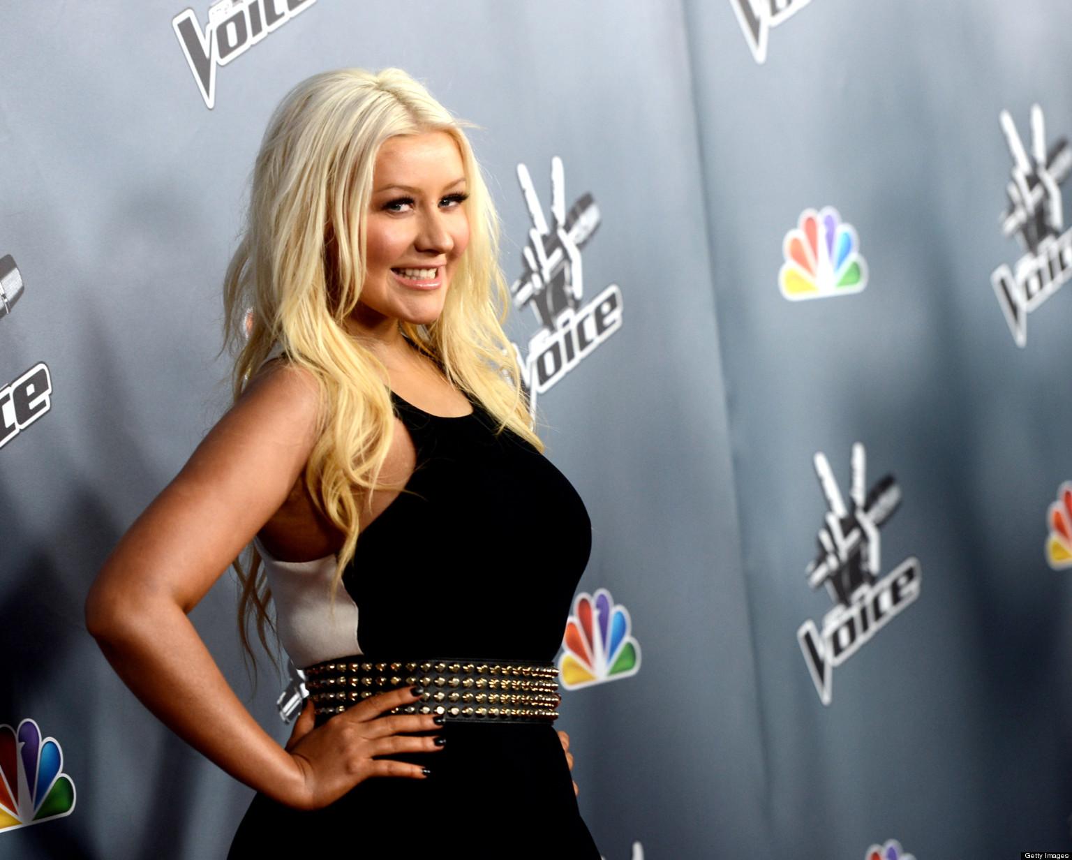 Christina Aguilera Weight Loss: Xtina Flaunts Slimmer ...
